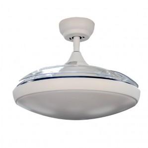 Ventilador AC Nuba LED 36W CCT