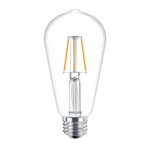 Lámpara CLA LEDBulb ND 4-40W ST64 E27 827 CL PHILIPS 57403400