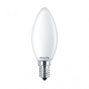 Lámpara CLA LED Candle ND 2,2-25W B35 E14 FR PHILIPS 70637400