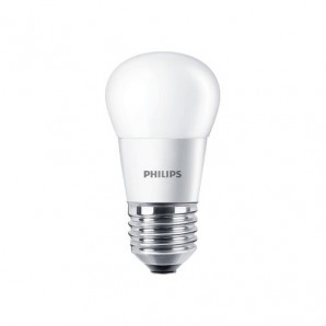 Lámpara esférica CorePro LED 5/40W E27 2700K PHILIPS 50765000