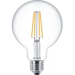 Lámpara CLA LED BULB D 8-60W G93 E27 827 CL PHILIPS 81431400
