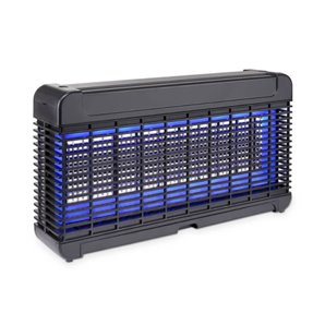 Mata insectos electrico LED 13W 300M2 Negro GSC 105000001