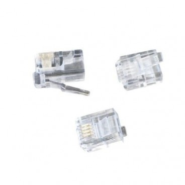 RJ11 6-pin connector GSC 2,600,961