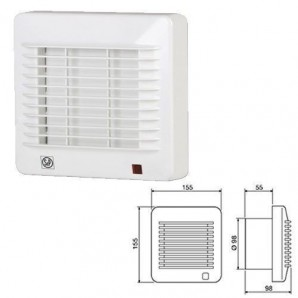 Comprar Bathroom Extractor fan EDM-100 C Soler & Palau online