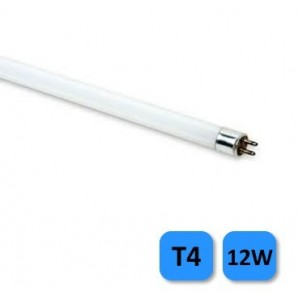 Pack 3 Tube fluorescent 6400K 12W T4 LB 550 lm 620902
