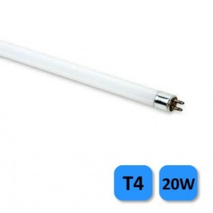 Pack 3 Tube fluorescent 6400K 20W T4 LB 1250 lm 620904