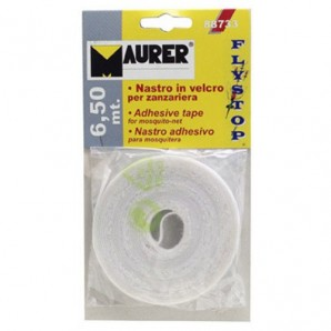 Tape Velcro Kit Anti-Mosquitoes Maurer 6.5 Meters