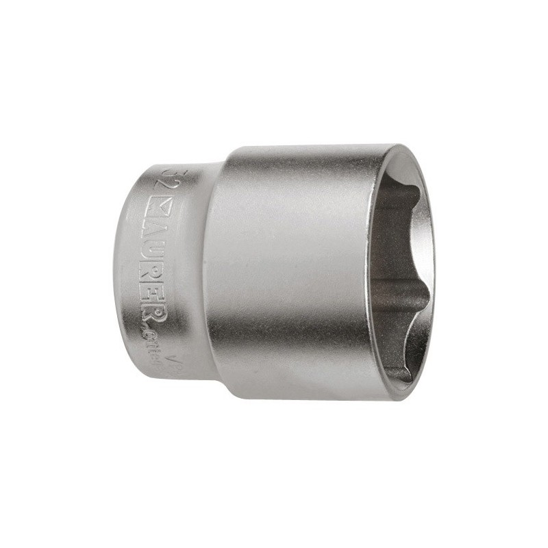 Llave Vaso Maurer 1/2 Hexagonal 27mm.