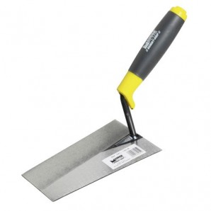 Maurer Gummy-grip trowel 341-b/180 mm.