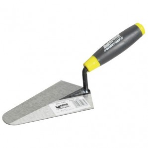 Maurer Trowel Rubberised Grip 348 220 mm.