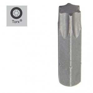Wolfpack Screwdriver Bits Torx T-25 (2 Pieces)