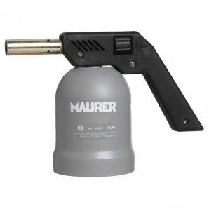 Maurer blowtorch for cartridge use