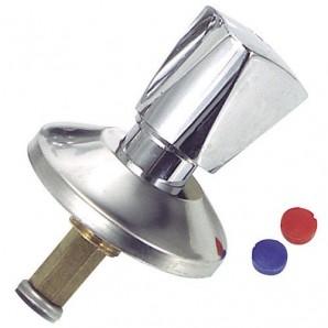 Tête de robinet à encastrer 19/150