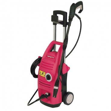 Cold water pressure washer 135 Bars 1900 W. Auto-Stop