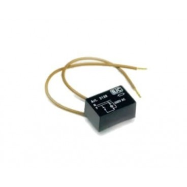 Capacitor for led bulbs or low consumption BJC 3139