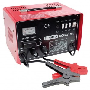 Yamato Battery Charger Boost-130 With Starter