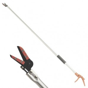 Papillon Fruit Picking Pole aluminum handle 2 metres