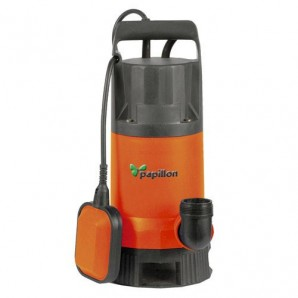 Papillon Shark Submersible Water Pump Dirty Water