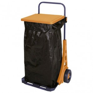 Papillon Garden Leaf Sack Carrying Trolley