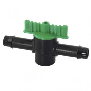 Goteo 1/2? In-line Valve (Blister Pack 1 Piece)