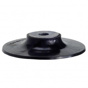 Rubber Plate 180 mm. For Grinder