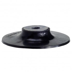 Rubber Plate 115 mm. For Grinder