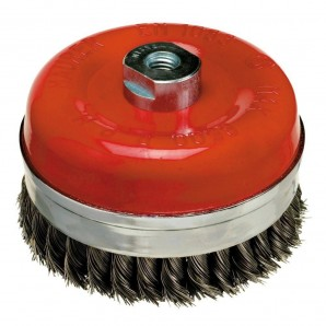Maurer Braided Cup Brush125x0.50 mm. M14