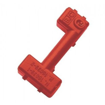 Amber light indicator for switch, push button, switch and cross BJC 16039-2