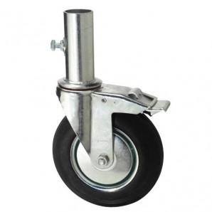 Industrial Scaffolding Wheel (Female) 200 mm.