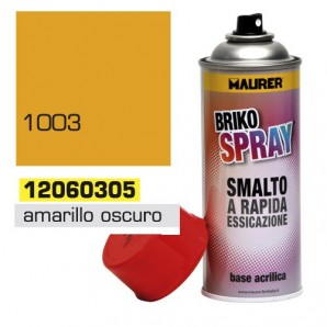 Maurer Dark Yellow Sign Spray 400 ml.