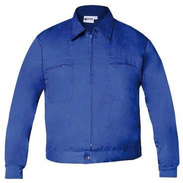 Giacca da lavoro blu taglia 62