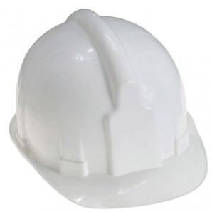 Maurer Hard Hats White