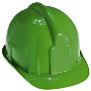 Maurer Hard Hats Green