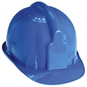 Maurer Hard Hats Blue