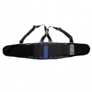 Lumbar Support Belt With Braces Size S/M