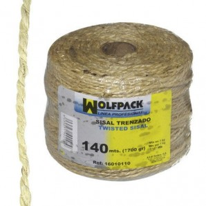 Sisal String No. 3 4-2 Strands (Ball 700 g./140 m.)