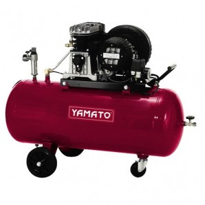 Machines and tools - Compressor Yamato Professional 100 Litres Hp3,0