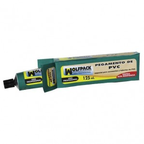 Wolfpack PVC Adhesive 125 cm³