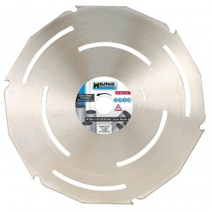 Comprar Disco Materiales Plasticos 230 mm. online