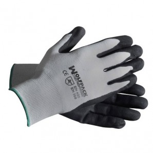 Wolfpack Glovex Breathable Nitrile Gloves 8""