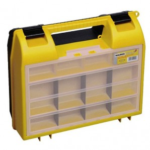 Maurer Electro-portable Case With Compartments
