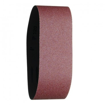 Replacement Sandpaper Belt 100x914 mm. 40 Grit (3 Pieces)