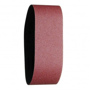 Replacement Sandpaper Belt 75x457 mm. 60 Grit (3 Pieces)