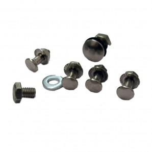 Set of Screws For Wolfpack 2 Handed Secateurs 110523