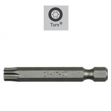 Maurer Long Screwdriver Bits Torx T-20 (2 Pieces)