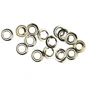 Small Metallic eyelets (Bag of 200 units)