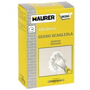 Maurer Edi Plaster-of-Paris (1 kg box)
