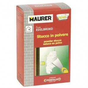 Maurer Edi stucco dell'interno (1 kg. Di sicurezza)