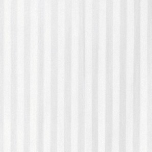 Shower curtain Cloth White Stripes 180x200 cm.