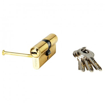 Cylinder Wolfpack Security 35x35/15.0 Brass plated